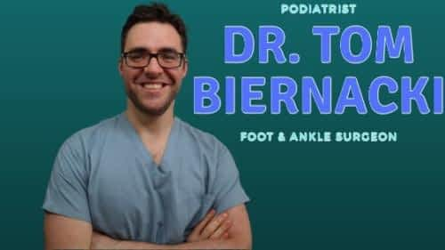 Oak Park Michigan Foot Doctor Podiatrist Tom Biernacki
