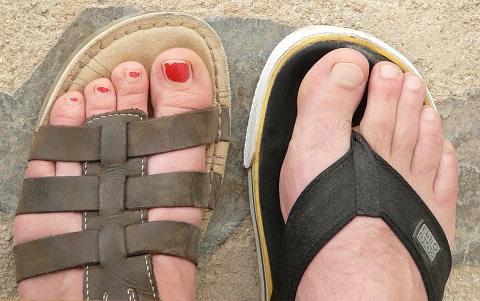 Toenail fungus after removing toenail polish