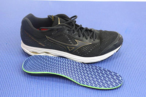 good shoes with orthotics for Achilles tendon pain