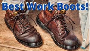 Podiatrist Recommended Work Boots