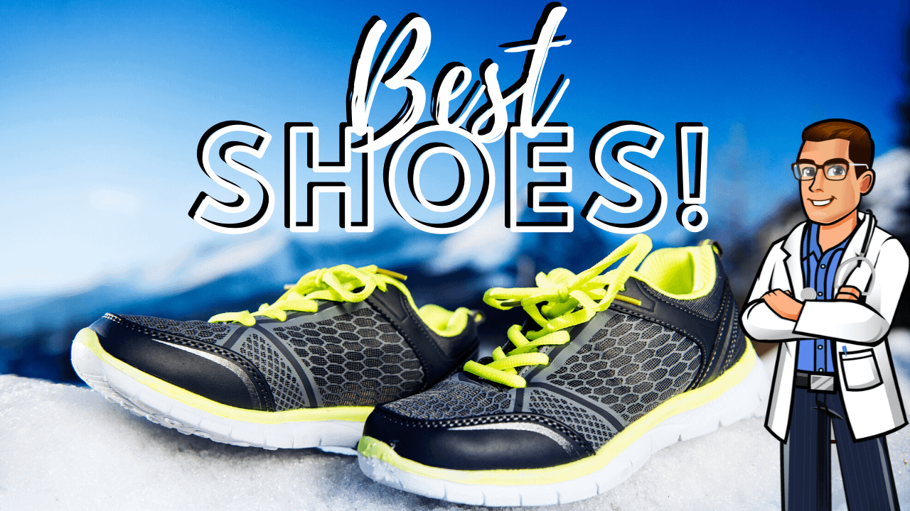 Best Podiatrist Recommended Shoes