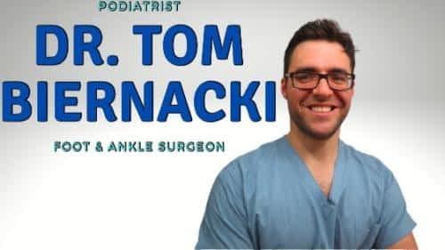 Royal Oak Michigan Podiatrist Foot Doctor Tomasz Biernacki