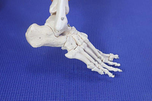 Outside of the ankle pain